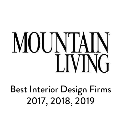 Mountain Living Best Design Firms