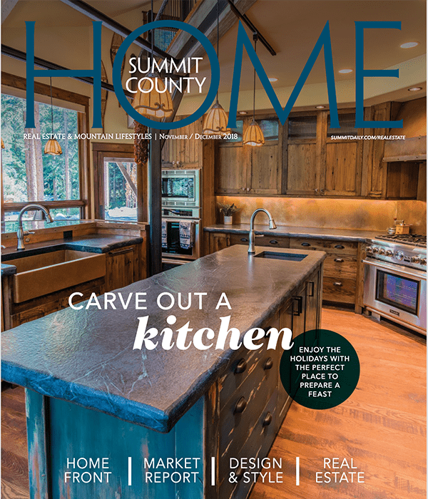 Summit County Home - Home for the Holidays
